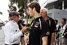 Stewart renews offer to coach struggling Grosjean