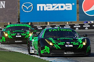ALMS Breaking news ESM Patrón adds Vilander and Lazzaro for Petit Le Mans