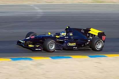 Quaife-Hobbs to test GP2 in Barcelona and Jerez