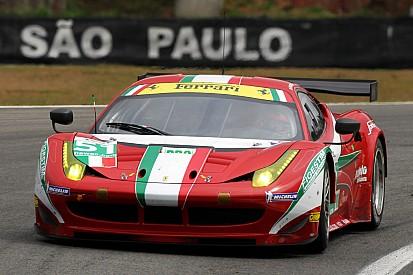 AF Corse Ferrari ready for challenge of Fuji
