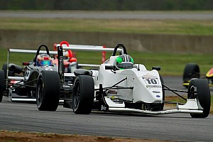 USF2000 Race report La Rocca breaks win record with Watkins Glen drive