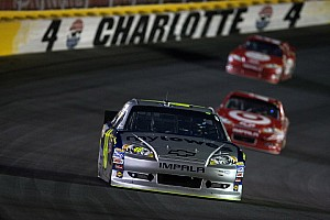 NASCAR Cup Race report Jimmie Johnson leads Chevrolet teams at Charlotte