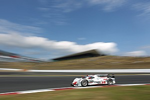 WEC Race report Audi occupies two podium places in Japan