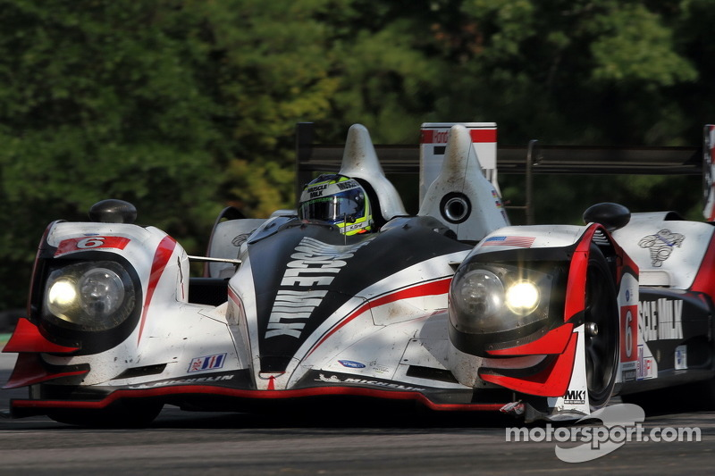 Muscle Milk Pickett Racing seeks first P1 Championship at Petit Le Mans