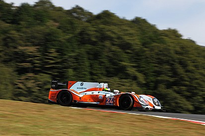 All-round team performance nets OAK Racing LM P2 podium in Japan