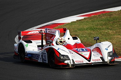 Seven races and seven points finishes for Greaves Motorsport in the 2012 WEC