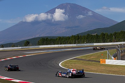 Strakka secures 2nd in 2012 WEC Privateers' Cup in Fuji
