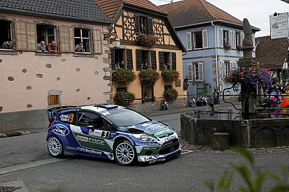 Ford to withdraw as a title sponsor from the FIA World Rally Championship after 2012 season
