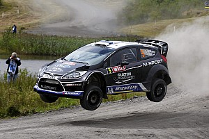 WRC Breaking news M-Sport responds to Ford announcement