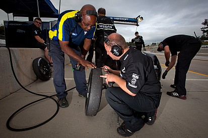 Michelin comes with grip at Petit Le Mans