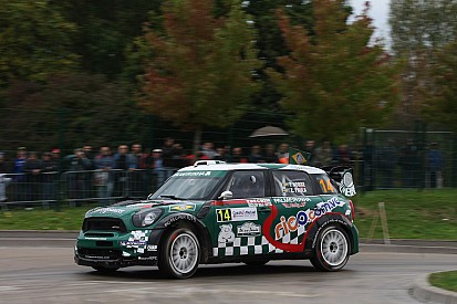 Team MINI Portugal is pleased to take on Rally Italia Sardegna