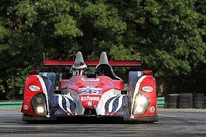 ALMS Preview Ende looks to close out bachelorhood and the season with Petit Le Mans win