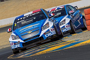 WTCC Preview Heading to Suzuka Chevrolet close to third consecutive constructors' title