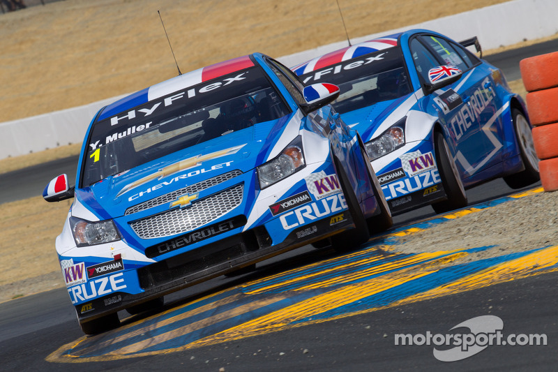 Heading to Suzuka Chevrolet close to third consecutive constructors' title