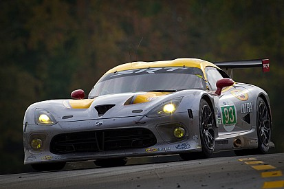 The Viper GTS-R is back at Road Atlanta in 2012