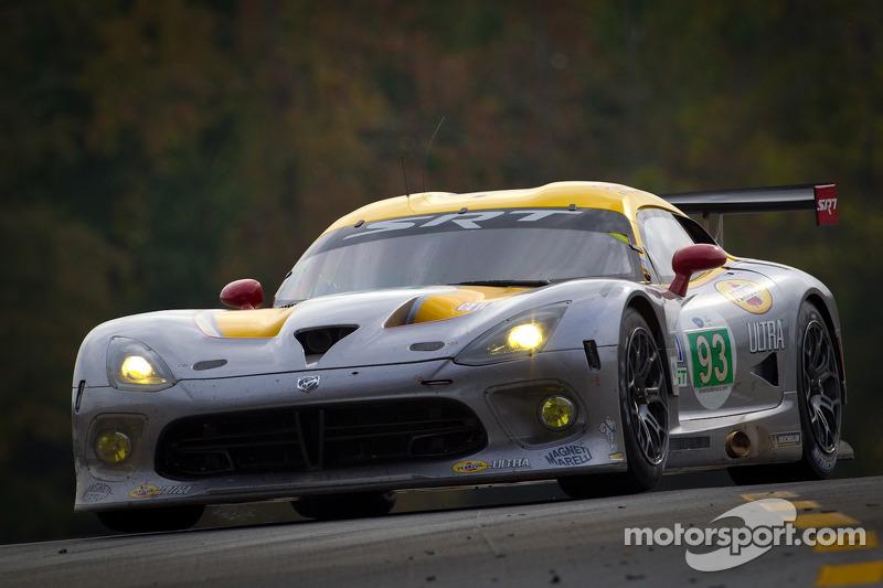 The Viper GTS-R is back at Road Atlanta in 2012