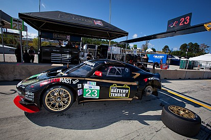 Lotus Alex Job Racing ready for finale at Road Atlanta