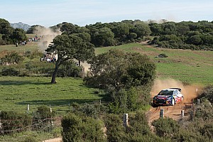 WRC Leg report Rally Italia Sardegna – Hirvonen keeps out of trouble