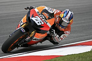 MotoGP Practice report Repsol Honda one-two on first day in Malaysia