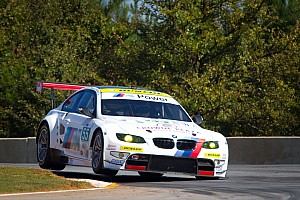ALMS Qualifying report BMW Team RLL to start Petit Le Mans from third and eighth