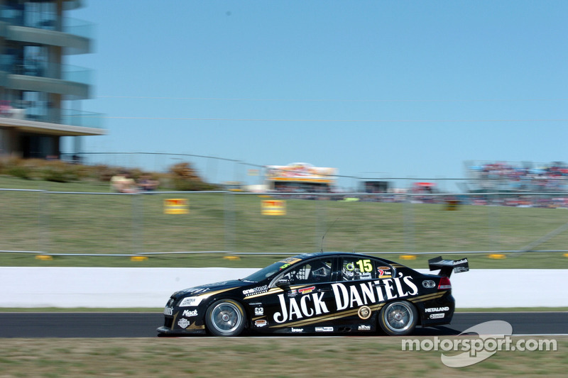 Kelly and Rahal finish eighth in opening Gold Coast Race