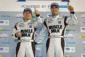 ALMS Breaking news Graf, Luhr and Pickett Racing: 2012 Champions!