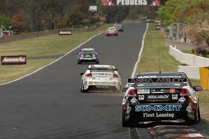 Team BOC's race curbed at Surfers Paradise Street Circuit