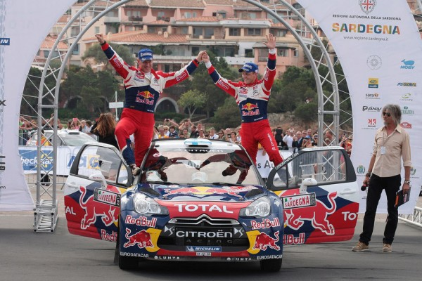 Hirvonen and Lehtinen claim first Rally Italia Sardegna victory