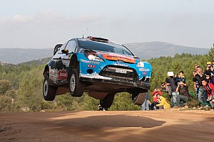 WRC Leg report After 4th place at Rally Italia Mads Østberg now lies third in the championship