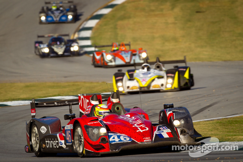 Thiriet by TDS Racing crowned European Le Mans Series champions