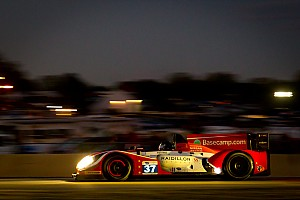 ALMS Race report Heartbreaking runner-up finish for Conquest Endurance at Petit Le Mans