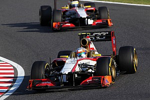 Formula 1 Preview HRT target on Indian GP is finish the race with both cars