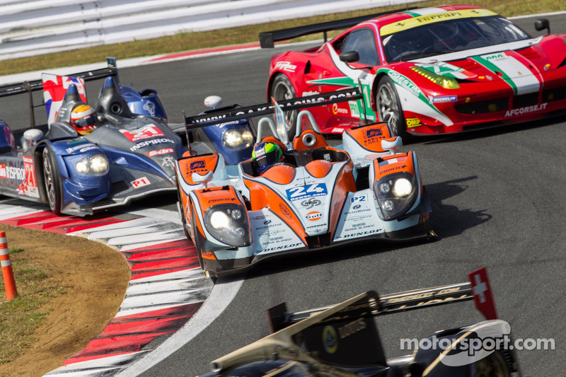 OAK Racing hoping to finish on a Shang-high note in China