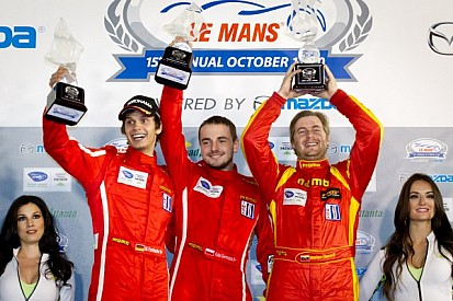 MOMO NGT Porsche conquered Road Atlanta with Petit Le Mans GTC victory