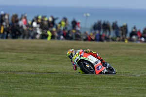 MotoGP Practice report Ducati Team riders seek setup for Phillip Island