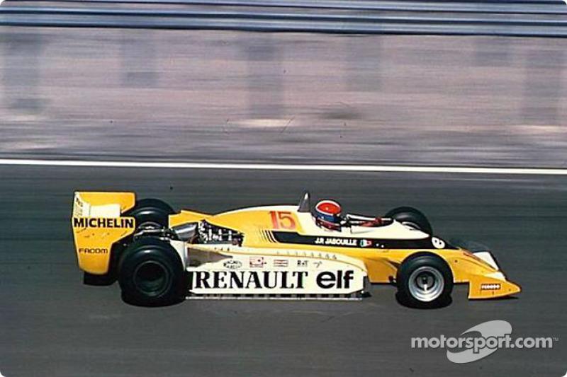 Memories of Renault victories