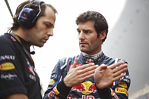 Formula 1 Commentary Webber, Hulkenberg 'too tall' for Ferrari