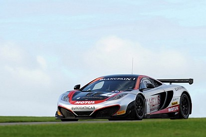 Philippe Dumas of Hexis Racing reflects on the McLaren MP4-12C and success of 2012