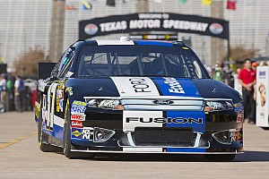 NASCAR Cup Race report Kenseth fastest Ford in Texas 500 with fourth place finish