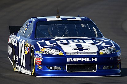 Chevrolet celebrates 700th Cup competition win