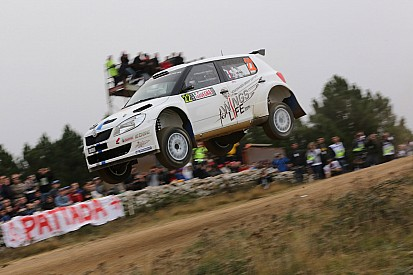 On Rally Spain Volkswagen will use cars of the Group's Skoda brand for the last time