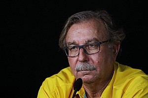 Formula 1 Breaking news Renault's Caubet retires