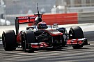 Magnussen fastest on day one of  Abu Dhabi Young Driver test for McLaren