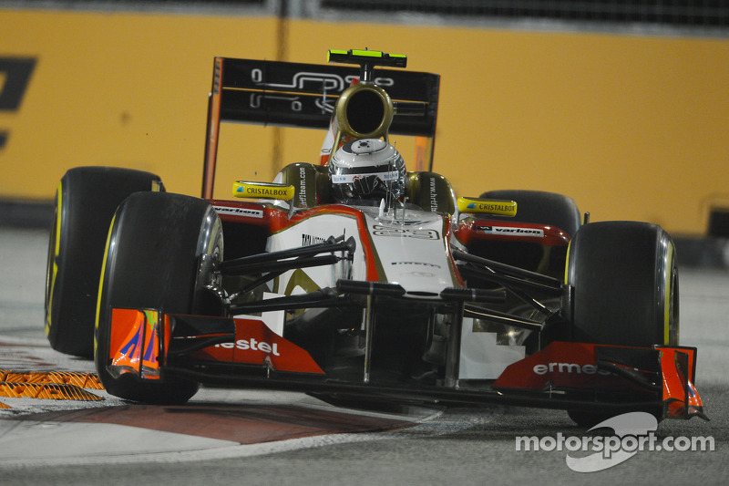 HRT's 'Ma to race in 2013' reports wrong