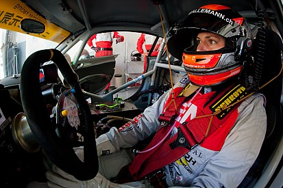 """""""Super GT was not in my plans at all, but it was an amazing experience"""" - Cyndie Allemann"""