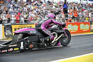 NHRA Preview Johnson, Krawiec ready to put finishing touches on titles at Pomona finale
