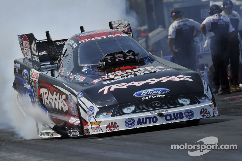 C. Force, A. Johnson and Hines race to qualifying leads Thursday at Pomona finals