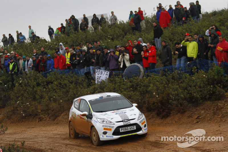 FIA WRC Academy quotes about Rally de España - Day One