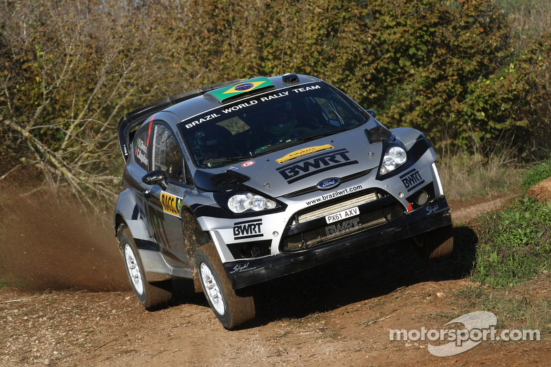 Oliveira closed the WRC season with a great performance in Spain