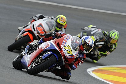 Ellison ends season in style at Valencia